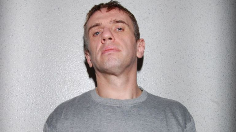 Undated handout photo issued by the Crown Prosecution Service (CPS) of Stephen O'Rourke who has been found guilty at the Old Bailey in London of the Halloween revenge killing of a former suspect in his brother's unsolved murder