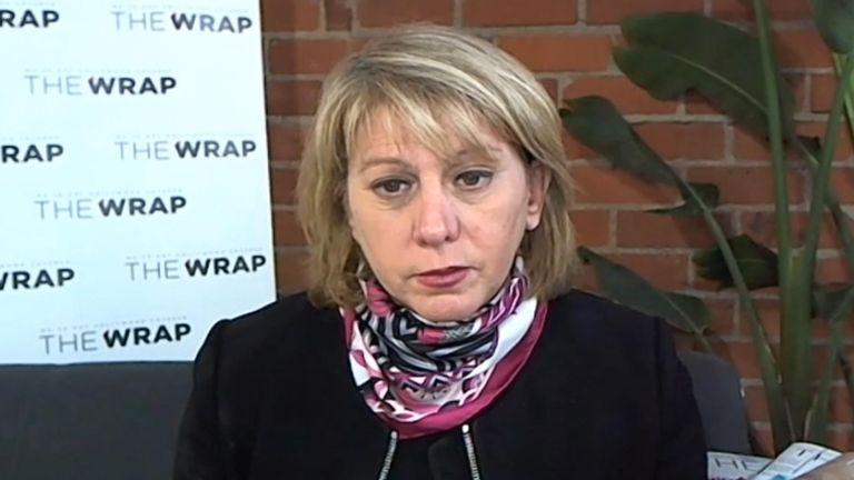 Sharon Waxman has said the creative community has 'limited power'