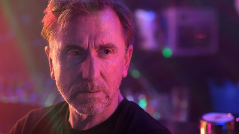 Tim Roth plays Jack Worth - a man with a very dark past. Pic: Sky Atlantic