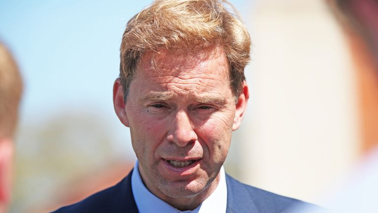 Former defence minister Tobias Ellwood, the Conservative chairman of the Commons Defence Committee