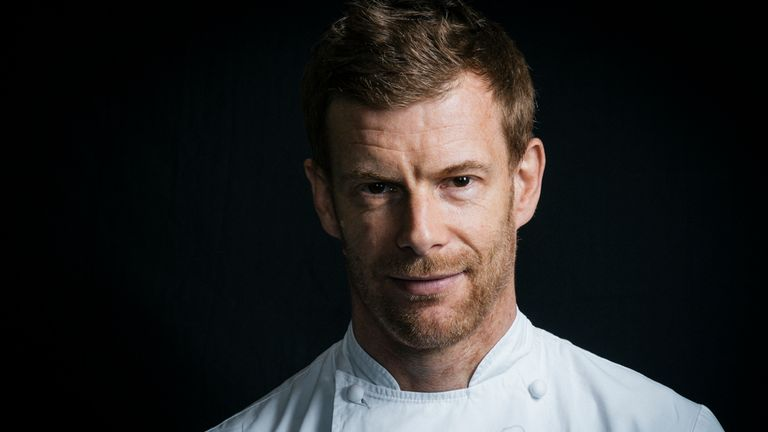 Tom Aikens opened his latest venture, Muse, in December 2019. Pic: Tom Aikens