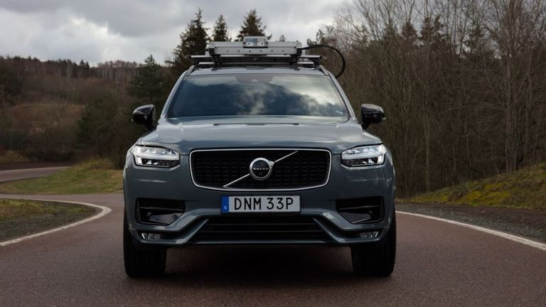 Volvo has worked with Luminar PIC: Luminar Technologies
