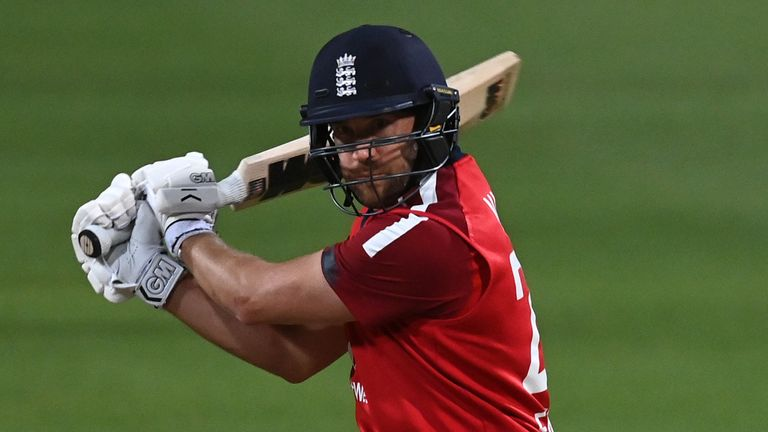 Dawid Malan, England, T20I vs South Africa at Cape Town