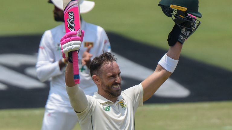 Faf du Plessis hits 199 as South Africa takes command against Sri Lanka in first test |  Cricket News