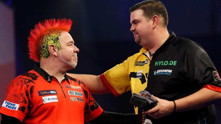 PDC World Darts Championship: Peter Wright's exit blows the bottom half of the draw |  Darts News