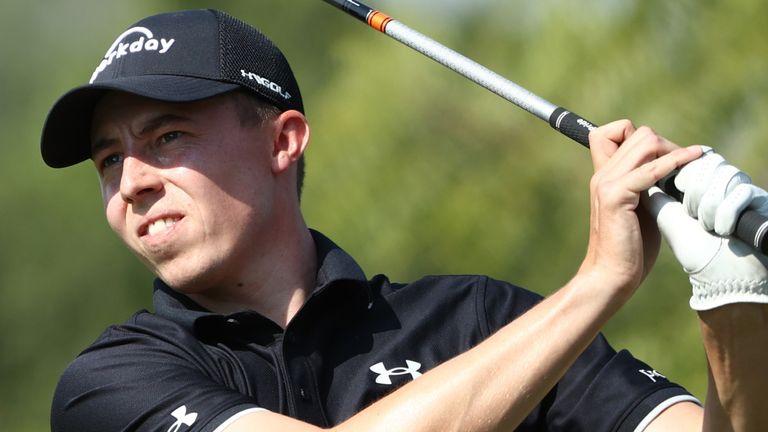 Highlights from Matt Fitzpatrick's winning final round at the DP World Tour Championship in Dubai