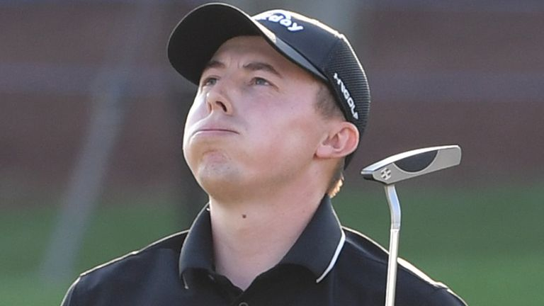 Matt Fitzpatrick reflects on ending a 27-month winless run on the European Tour with DP World Tour Championship victory