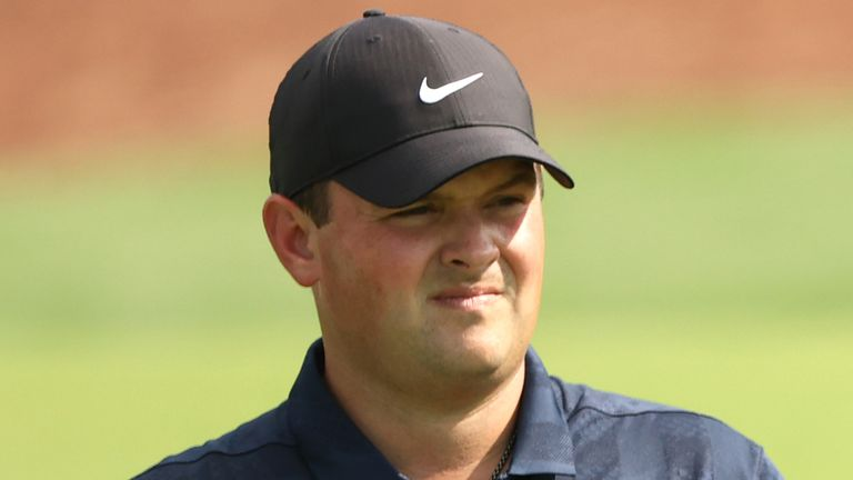 Patrick Reed discusses an impressive display around the greens to retain a share of the lead at the DP World Tour Championship.