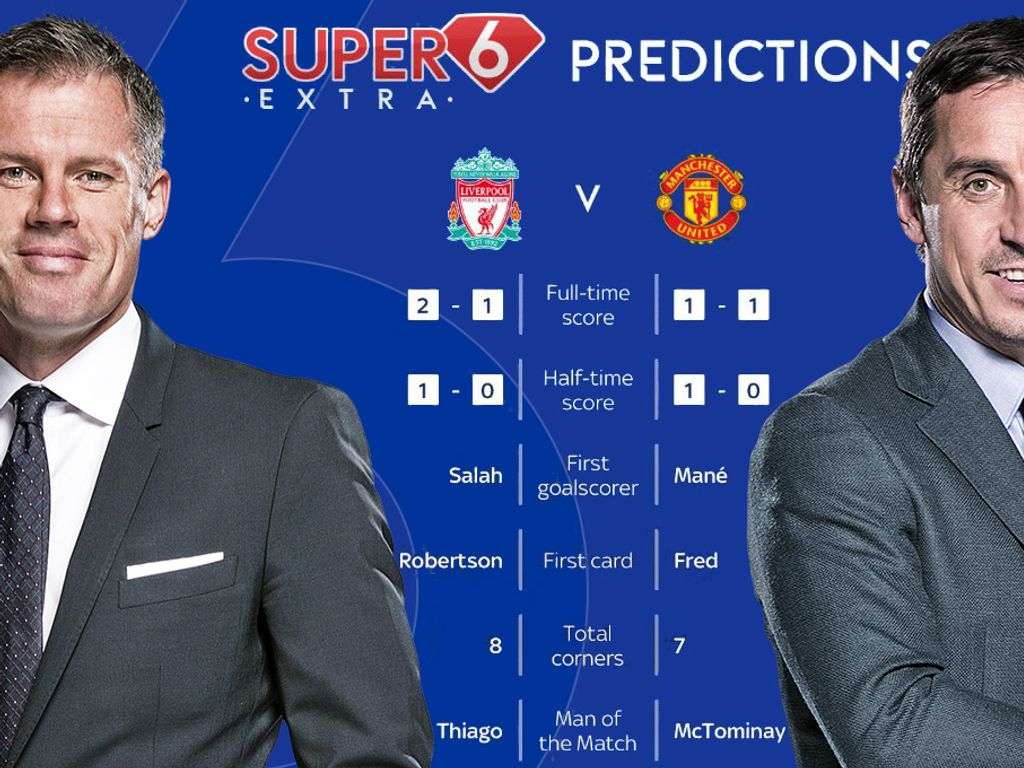 Play Super 6 Extra: Win £5k!
