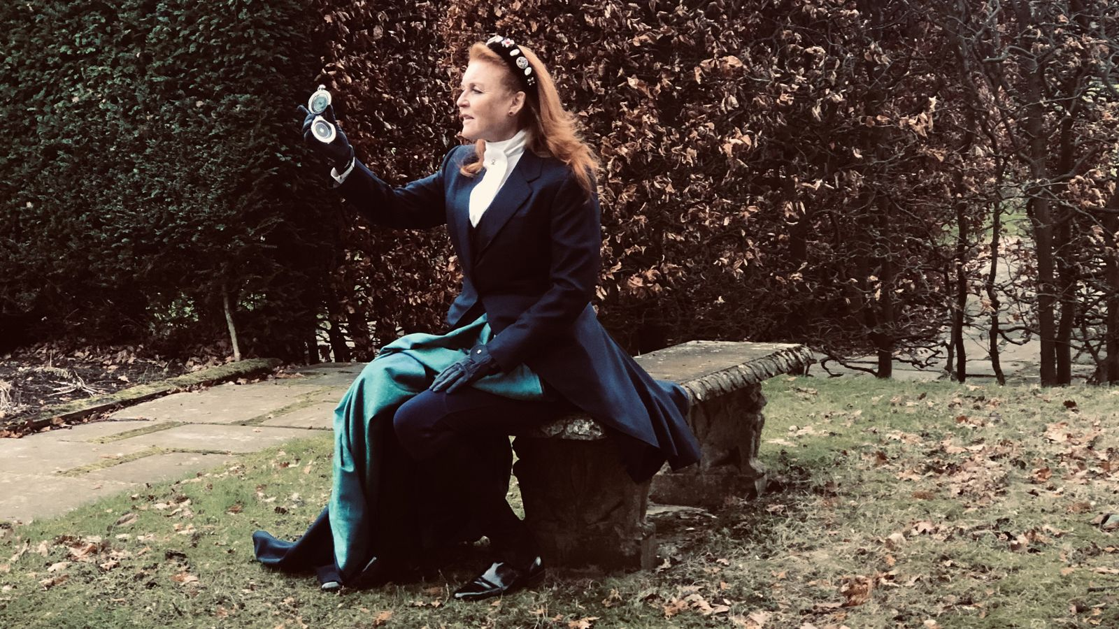 Duchess of York signs book deal with Mills & Boon for debut romantic novel | Ents & Arts News