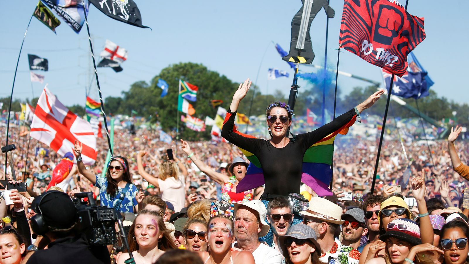 With Glastonbury cancelled again, is there no hope for the 2021 festival season? thumbnail