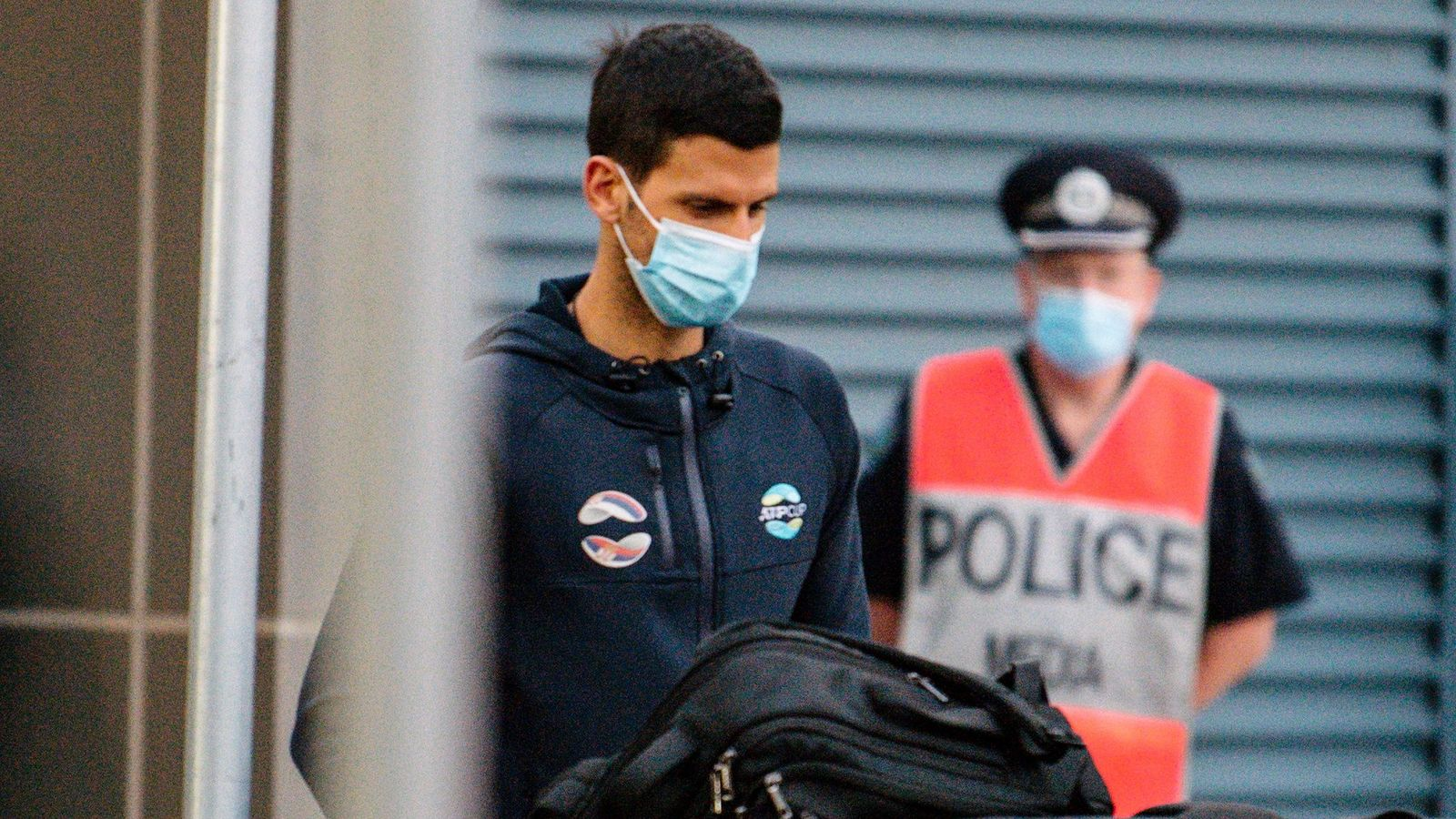 Australian Open stars will not be given 'special treatment' as 72 now in quarantine
