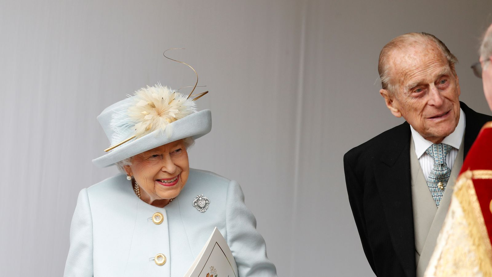 COVID-19: Prince William 'proud' of Queen and Duke for getting COVID jabs as he urges 'everyone' to get the vaccine