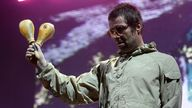 Liam Gallagher is among the letter's signatories Pic: CTK via AP