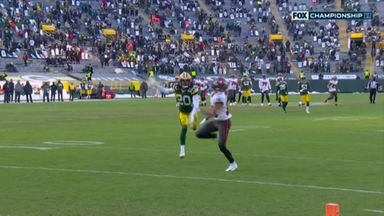 Brady's stunning 39-yard TD to Miller
