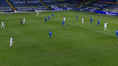 Chance for Leeds as Klich fires over (15)