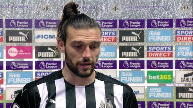 Carroll: Newcastle growing in strength