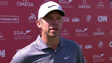 Casey hits form on Dubai return