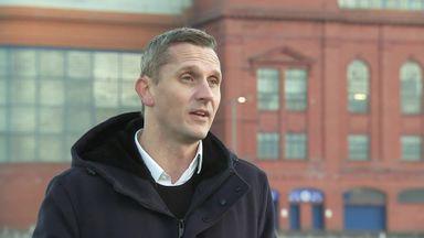Lovenkrands: Rangers could go unbeaten