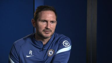 Lampard: Criticism is why I didn't become a pundit!