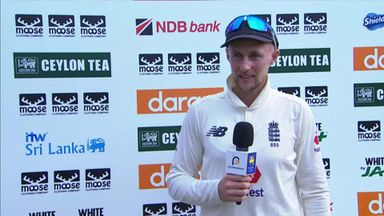 Root: It's nice to start the year well