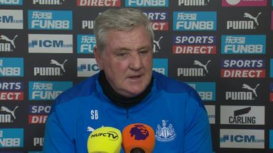Bruce: Confidence a little low at Newcastle