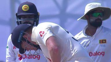 Dickwella sledges England batsmen!