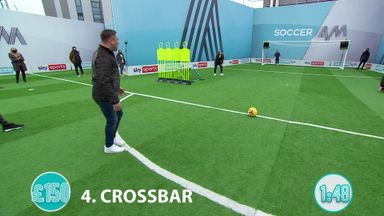 Price shows off skills in Soccer AM