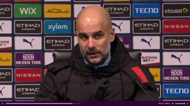Pep: We are playing like title contenders