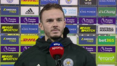 Maddison's candid interview: 'Carra spurred my goal quest'