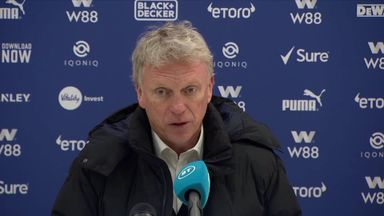 Moyes: We haven't scratched the surface