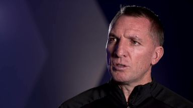 Rodgers: Our footballing idea is competitive