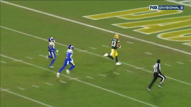 Lazard's spectacular 58-yard TD