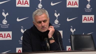 Jose 'disappointed' with Spurs trio