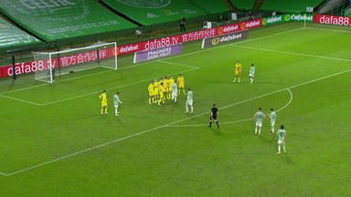 Terrific Turnbull FK gives Celtic the lead