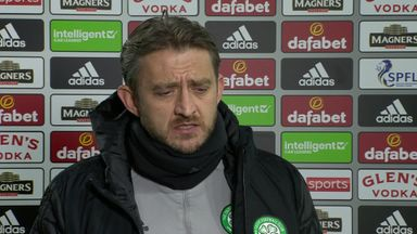 Strachan: Celtic were in good moment before outbreak