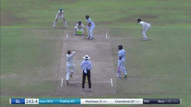 SL vs England: Afternoon session highlights