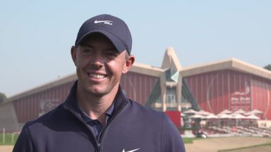 McIlroy: Why I'm yet to win in Abu Dhabi