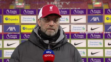Klopp: Defeat is my fault