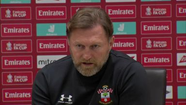 Hasenhuttl: I've never faced a worse injury crisis