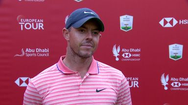 Rory enjoys lucky break
