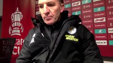 Rodgers: We were exceptional second half