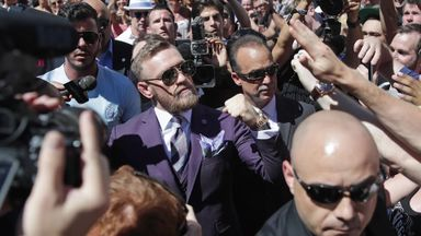 Should McGregor focus on boxing or MMA?