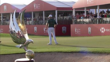 Abu Dhabi: Final round highlights
