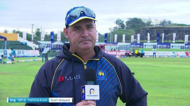 Arthur: Our batting was a calamity