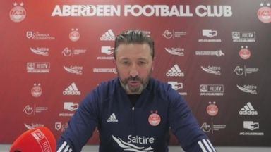 McInnes defends record at Aberdeen