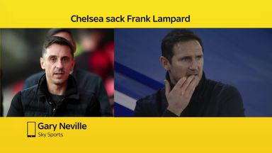 Nev: Signings brought pressure on Lampard