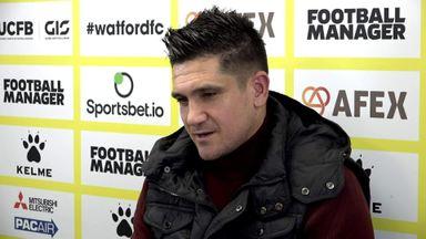 Ben Wilmot: Xisco has lifted spirits