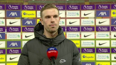 Henderson: We need a bit of luck