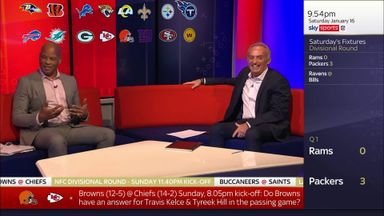 Pundits pleased with Rams' response